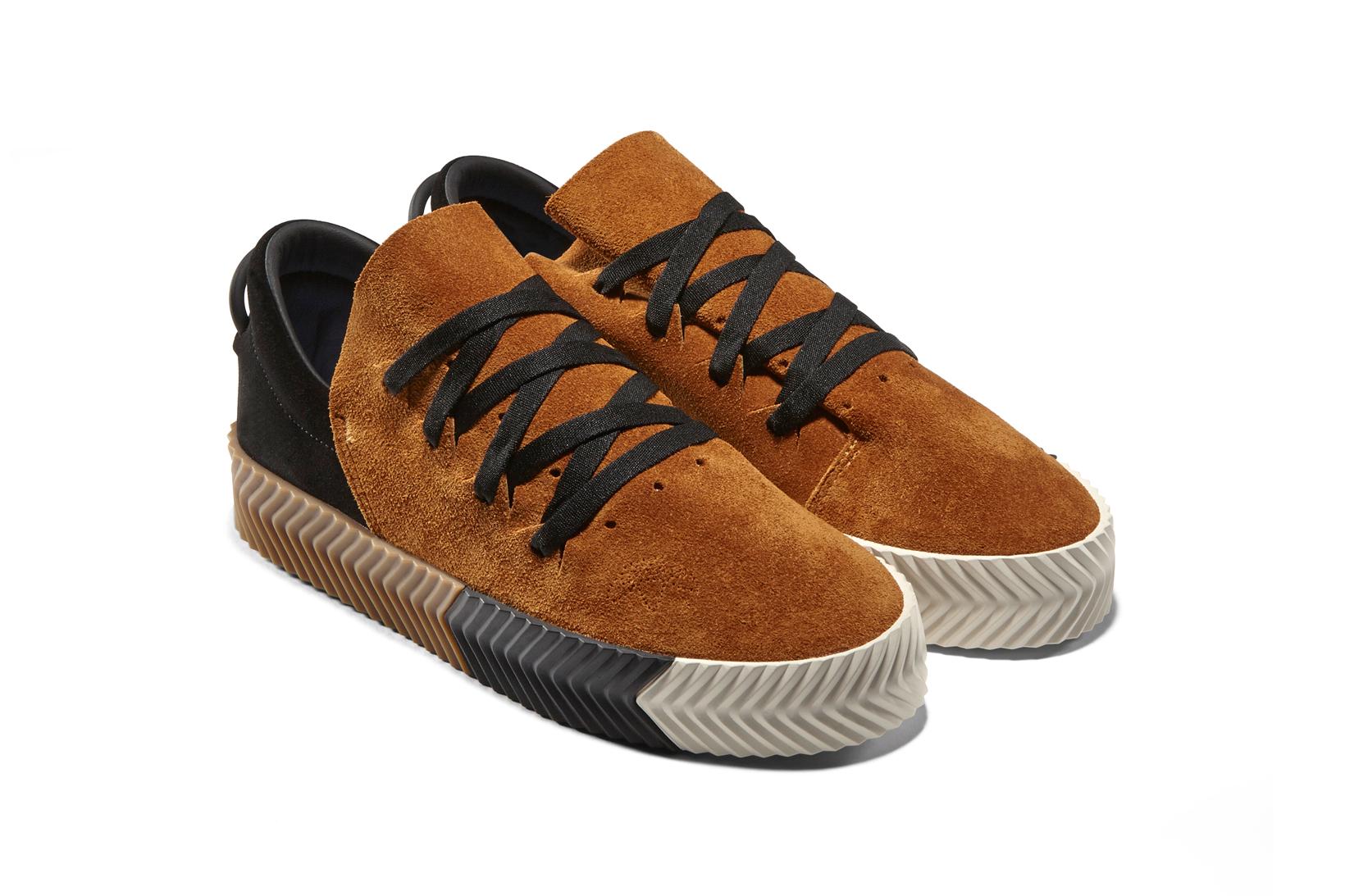 adidas Originals by Alexander Wang Skate Footwear Shoe Collection Low-top sneakers - 3769047