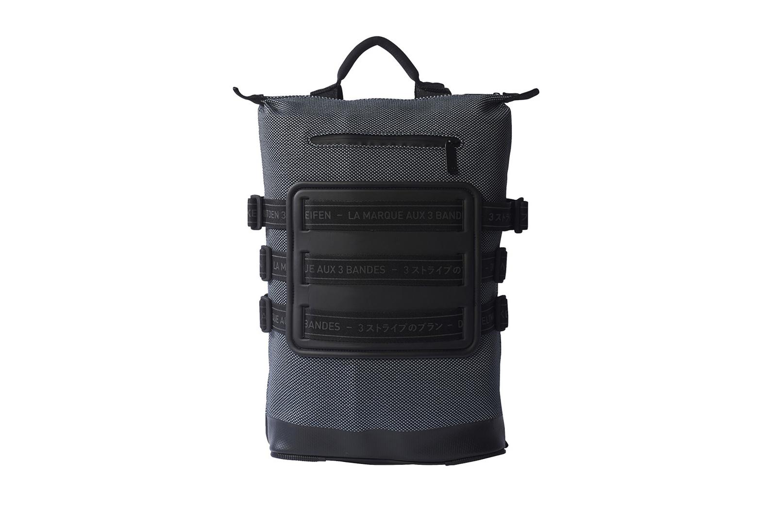 adidas Originals NMD Backpack Primeknit Footwear Three Stripes Germany Accessories Bags - 3746558
