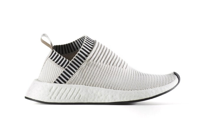 """adidas Originals Unleashes the All-New NMD City Sock 2 """"Pearl Grey"""""""