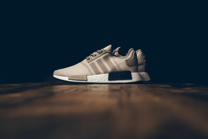 adidas Originals Releases an Earth Tone NMD R1