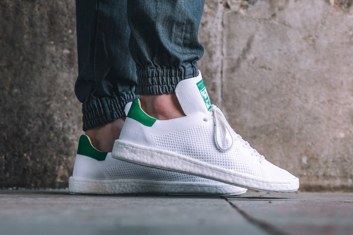 adidas Brings Primeknit Construction to the Stan Smith BOOST