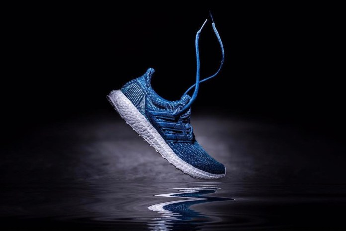 A First Look at the adidas x Parley for the Oceans UltraBOOST in an Ethereal Blue