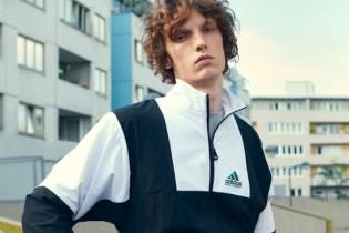 adidas Highlights a New Retro-Inspired Sportswear Lookbook for 2017 Spring/Summer
