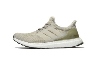 The Pearl Grey/Trace Cargo adidas UltraBOOST 3.0 Is Finally Coming to America