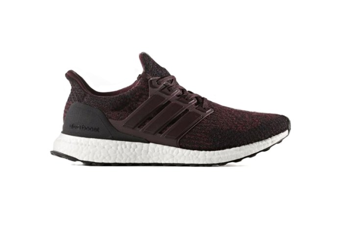 "A First Look at the adidas UltraBOOST 3.0 ""Maroon"""