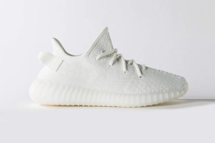 "The adidas Originals YEEZY BOOST 350 V2 ""Cream"" Set to Drop Next Month"
