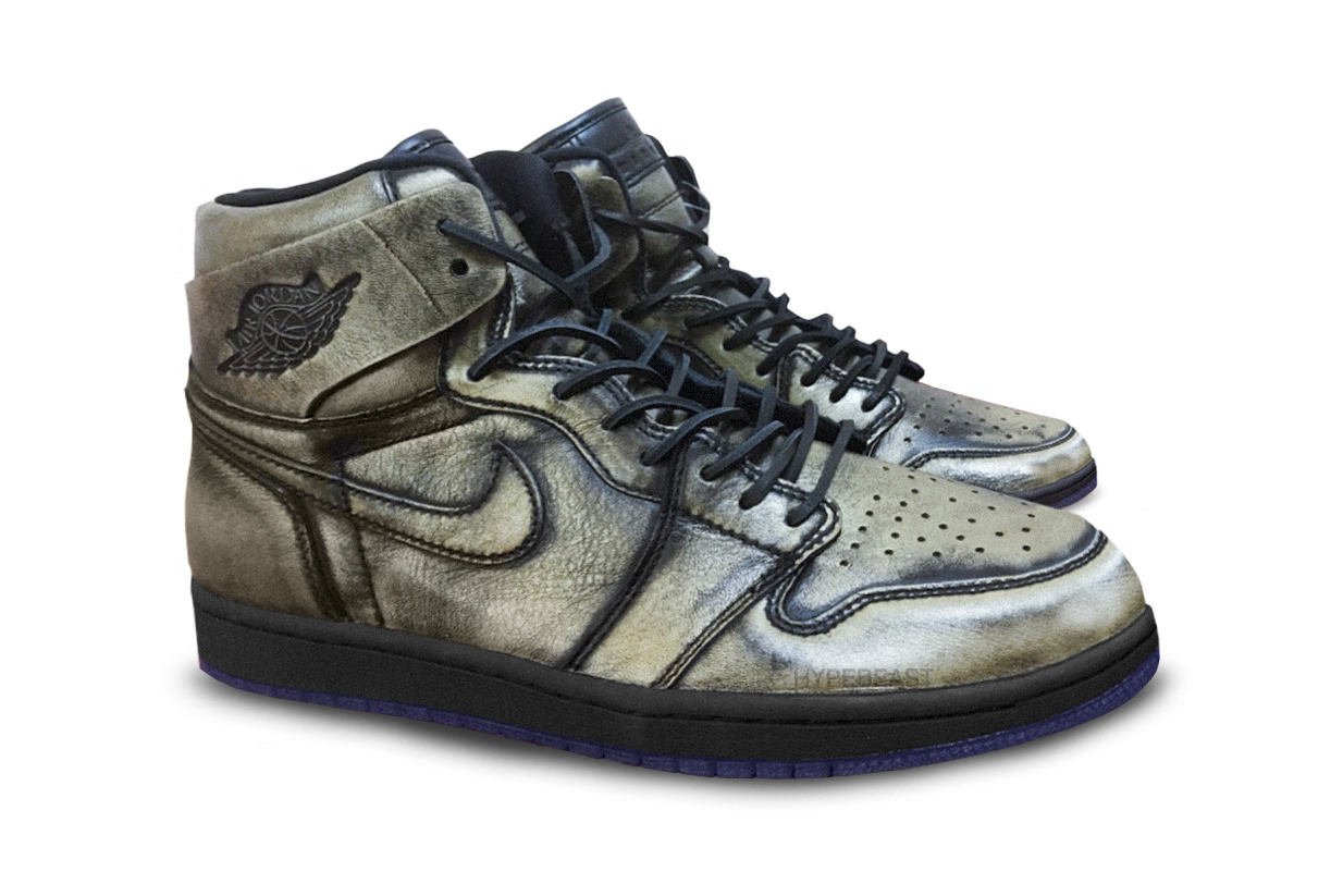 "Air Jordan 1 High ""Wings"" - 3760013"