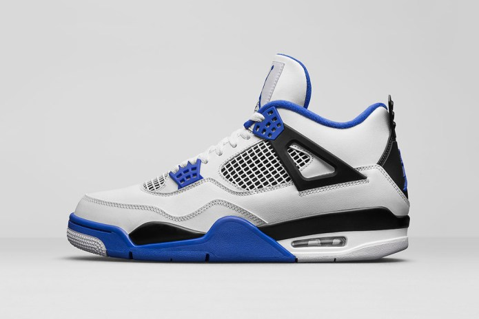 """The Air Jordan 4 """"Motorsports"""" Is Finally Getting an Official Release"""