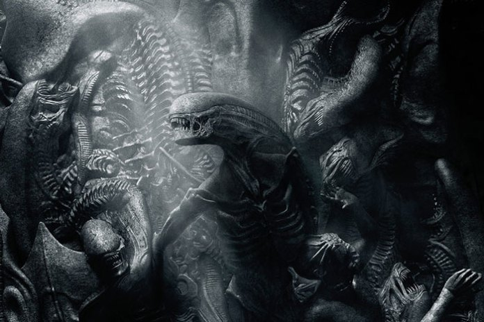 The Official 'Alien: Covenant' Movie Poster Is a Disturbing Reminder of the Film's Sinister World