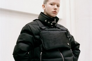 ALYX's 2017 Fall Ready-To-Wear Collection Offers Modish Pieces for the Technically-Inclined
