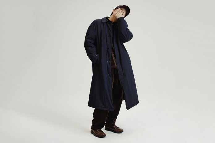 ANACHRONORM Highlights Its Timelessly Rugged 2017 Fall/Winter Looks