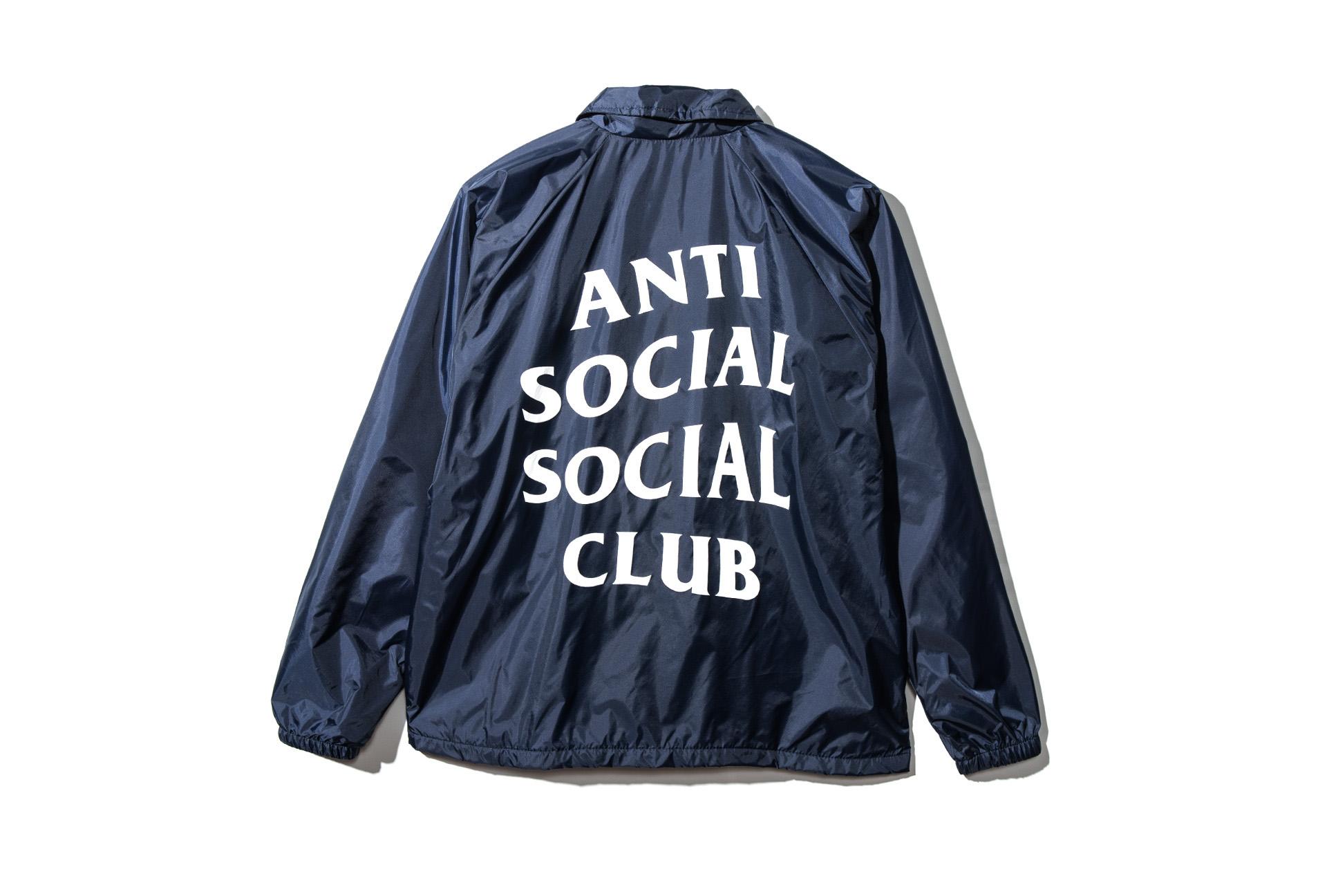 Anti Social Social Club 2017 Spring Summer - 3744317