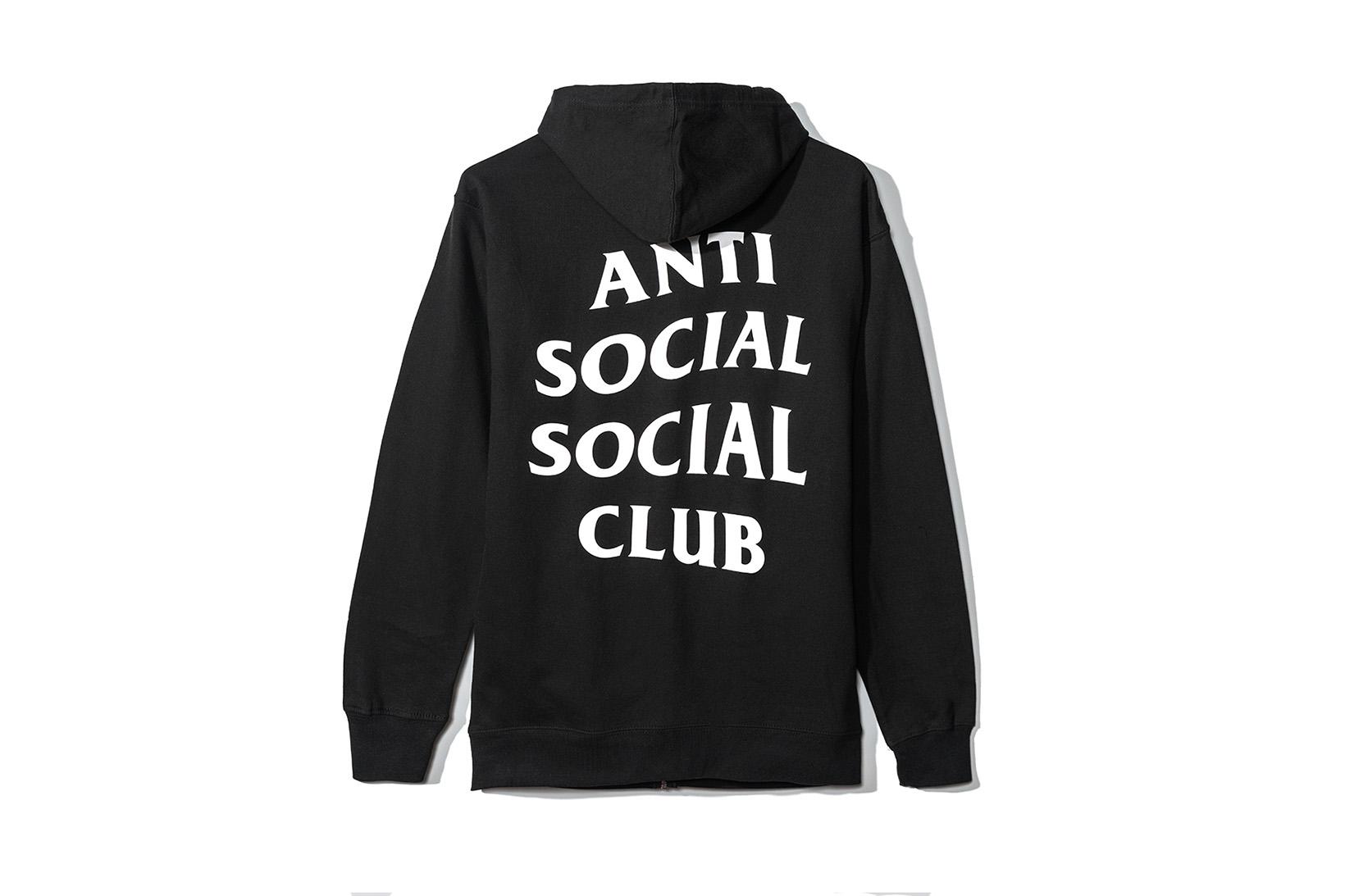 Anti Social Social Club 2017 Spring Summer - 3744327