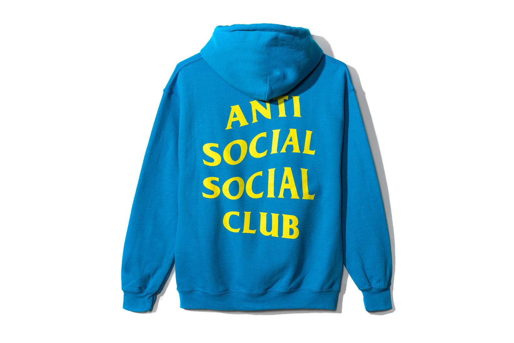 Anti Social Social Club 2017 Spring Summer - 3744329