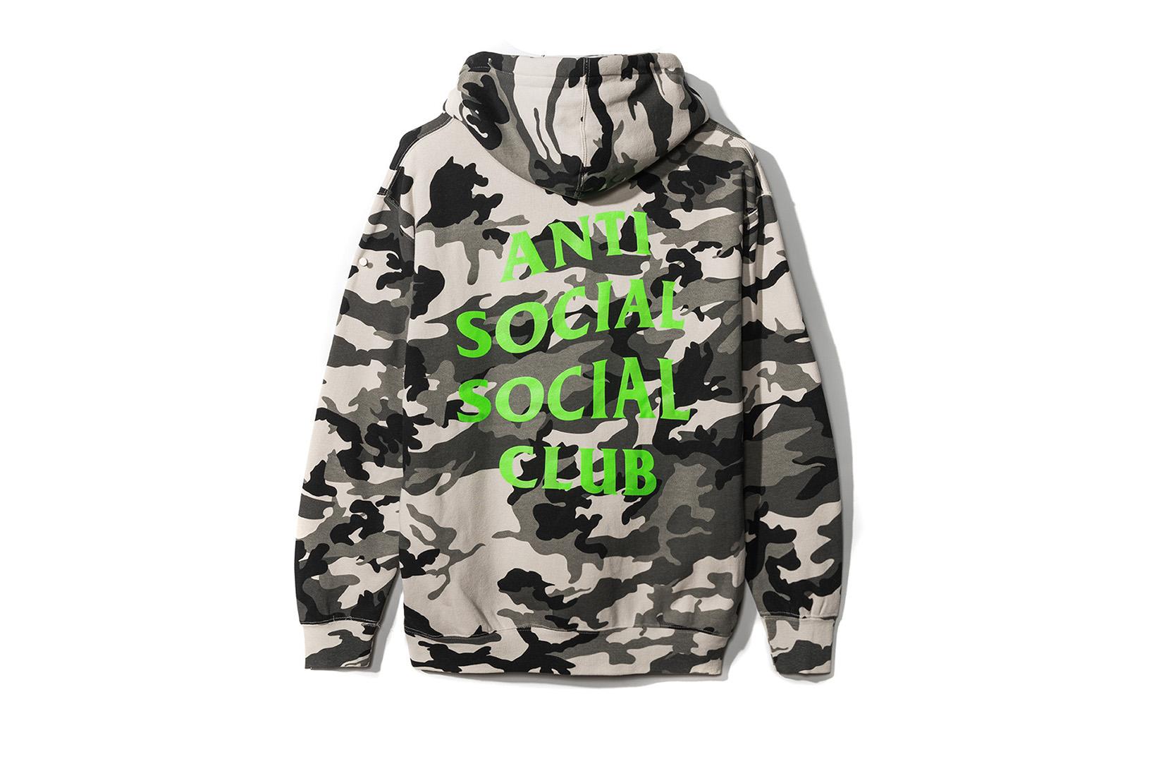 Anti Social Social Club 2017 Spring Summer - 3744332
