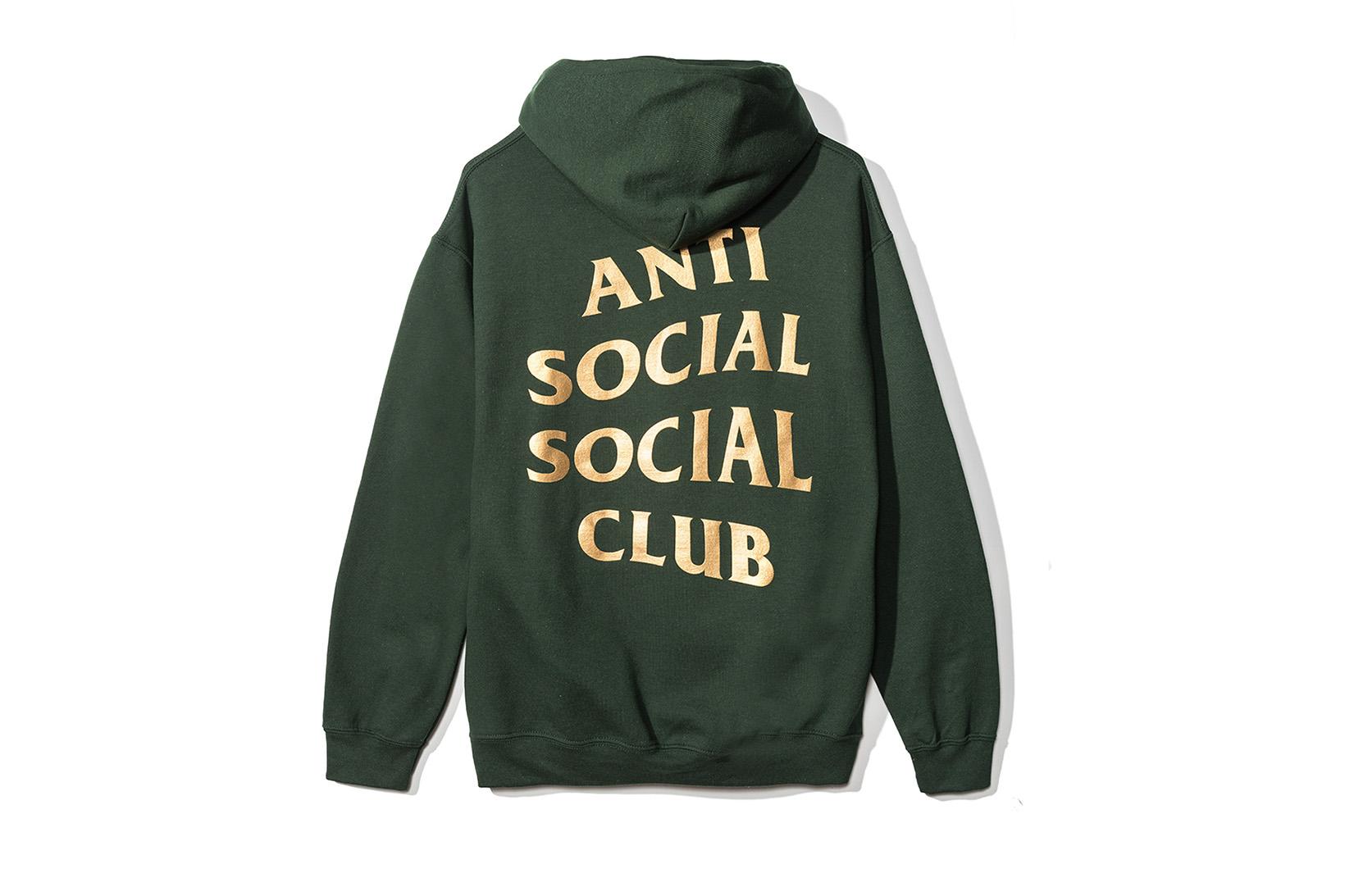 Anti Social Social Club 2017 Spring Summer - 3744333