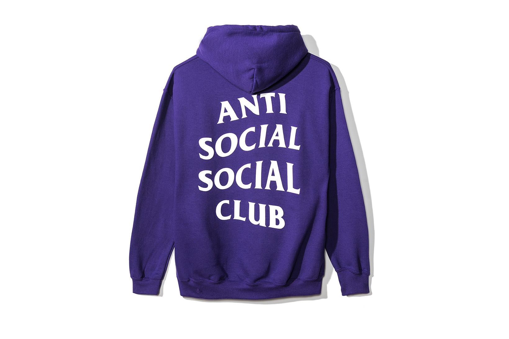 Anti Social Social Club 2017 Spring Summer - 3744336