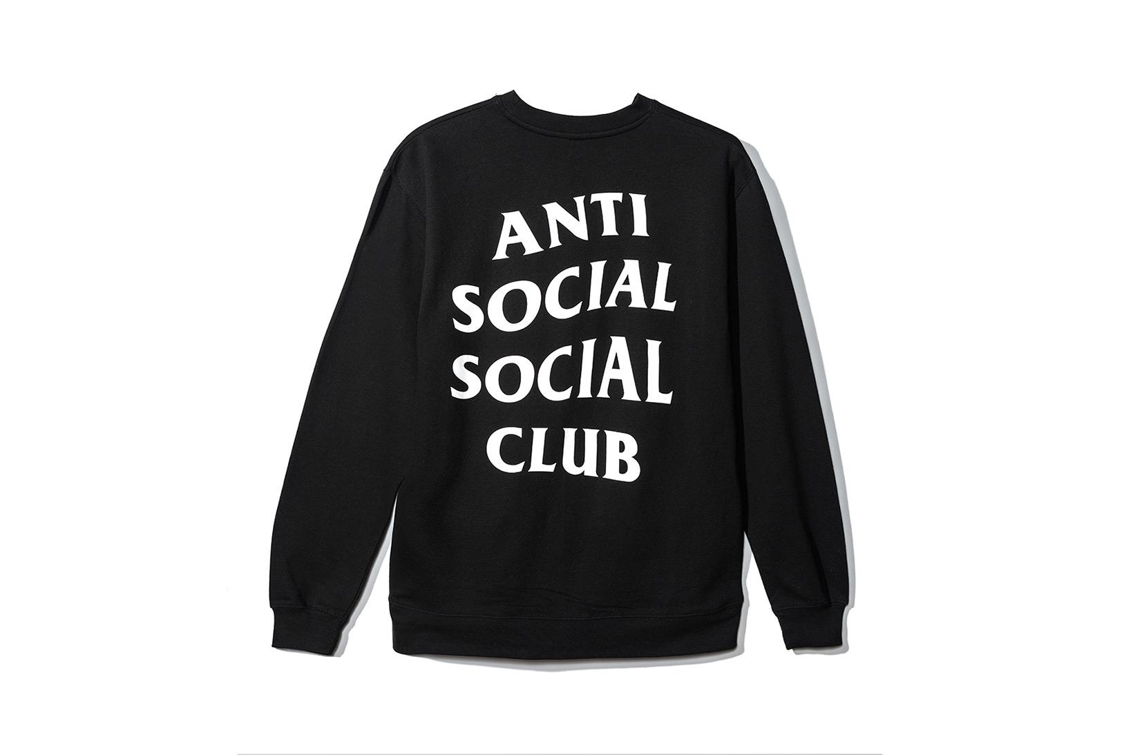 Anti Social Social Club 2017 Spring Summer - 3744341