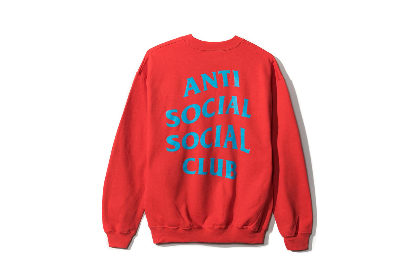 Anti Social Social Club 2017 Spring Summer - 3744342