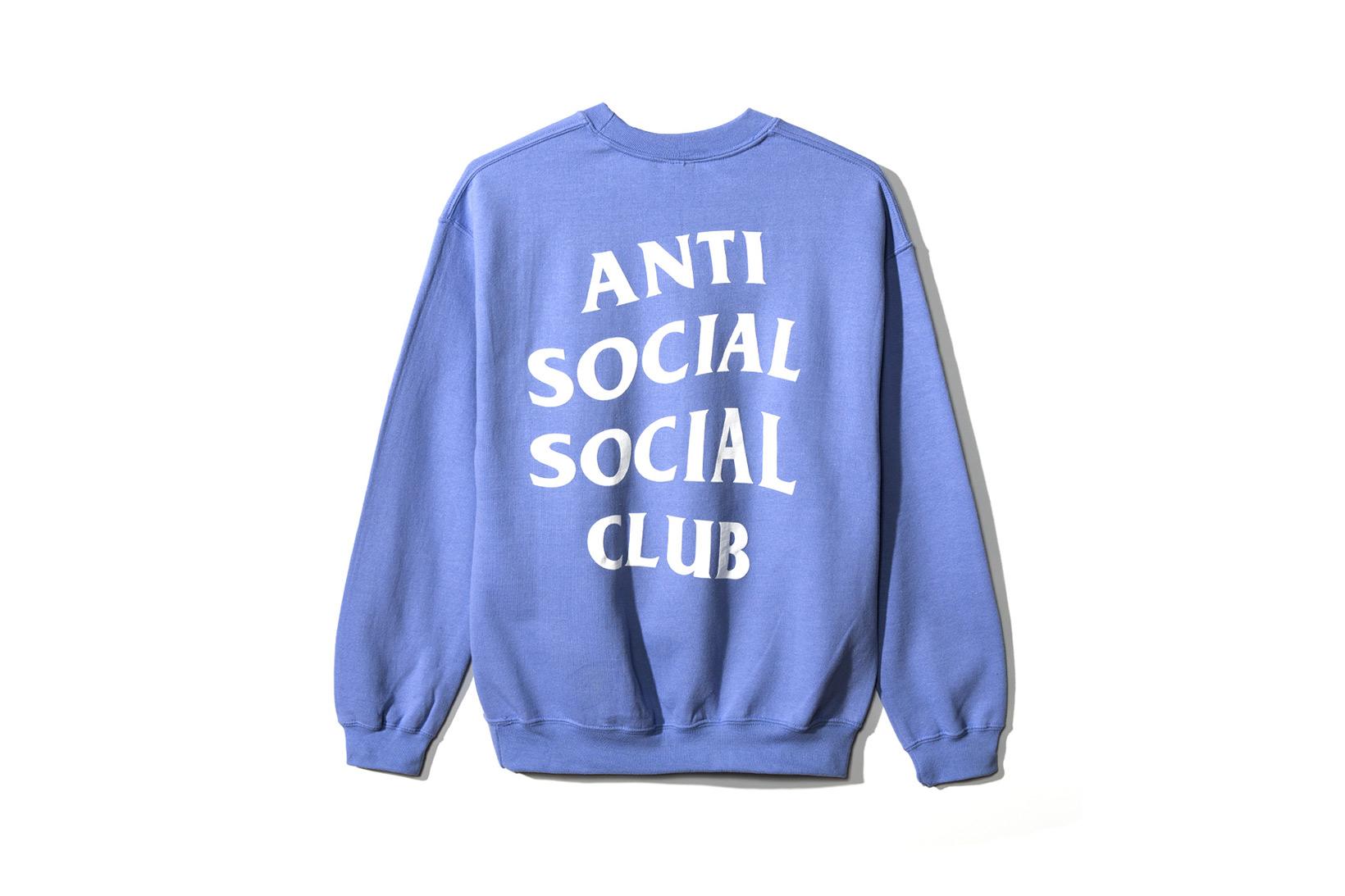 Anti Social Social Club 2017 Spring Summer - 3744343