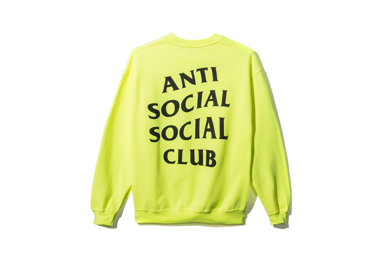 Anti Social Social Club 2017 Spring Summer - 3744344
