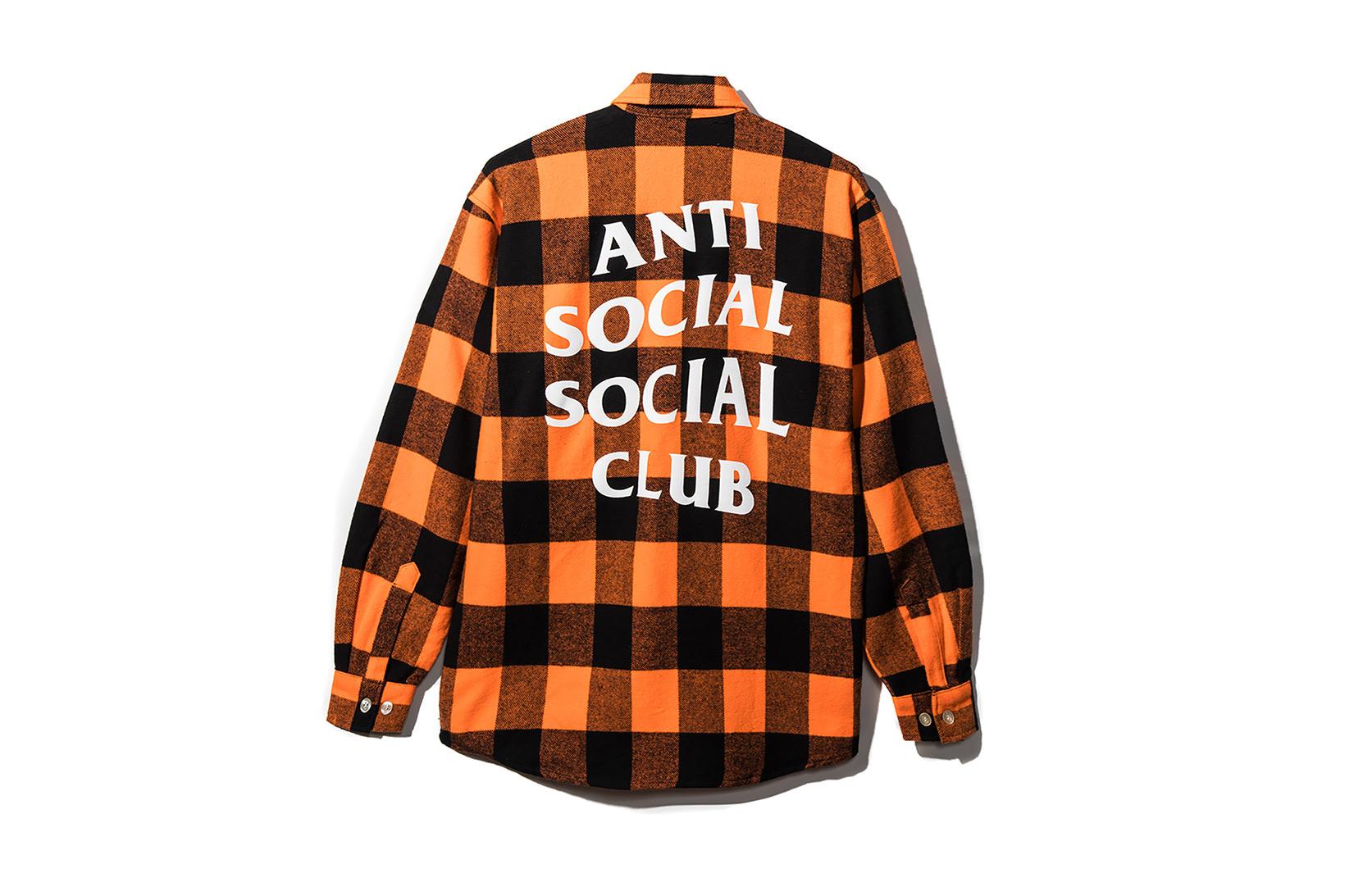 Anti Social Social Club 2017 Spring Summer - 3744345