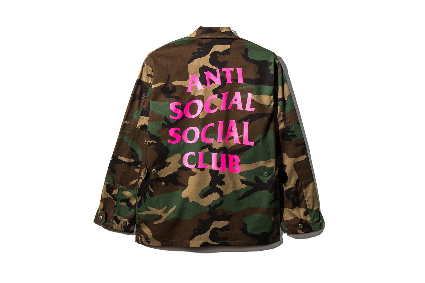 Anti Social Social Club 2017 Spring Summer - 3744319