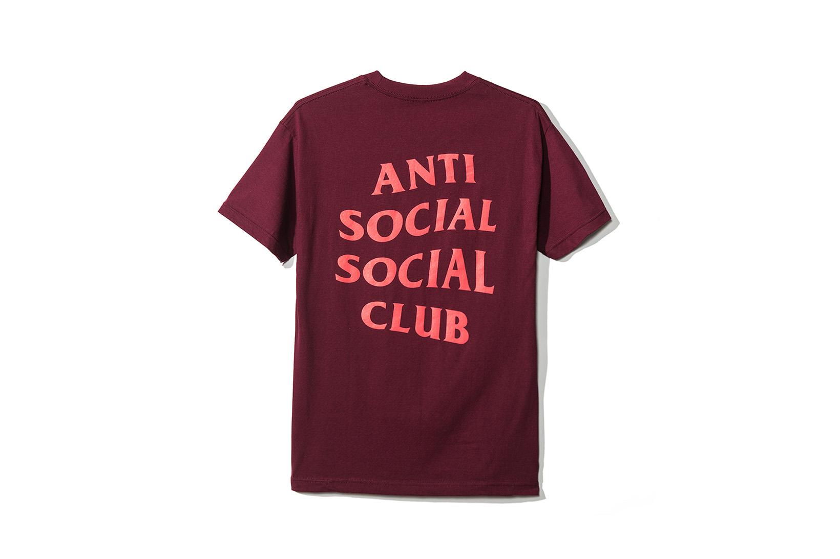 Anti Social Social Club 2017 Spring Summer - 3744352
