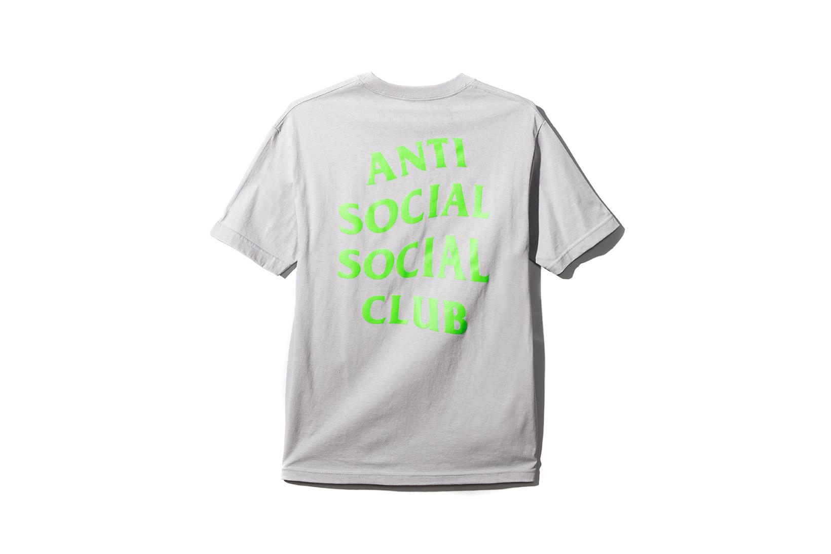 Anti Social Social Club 2017 Spring Summer - 3744354