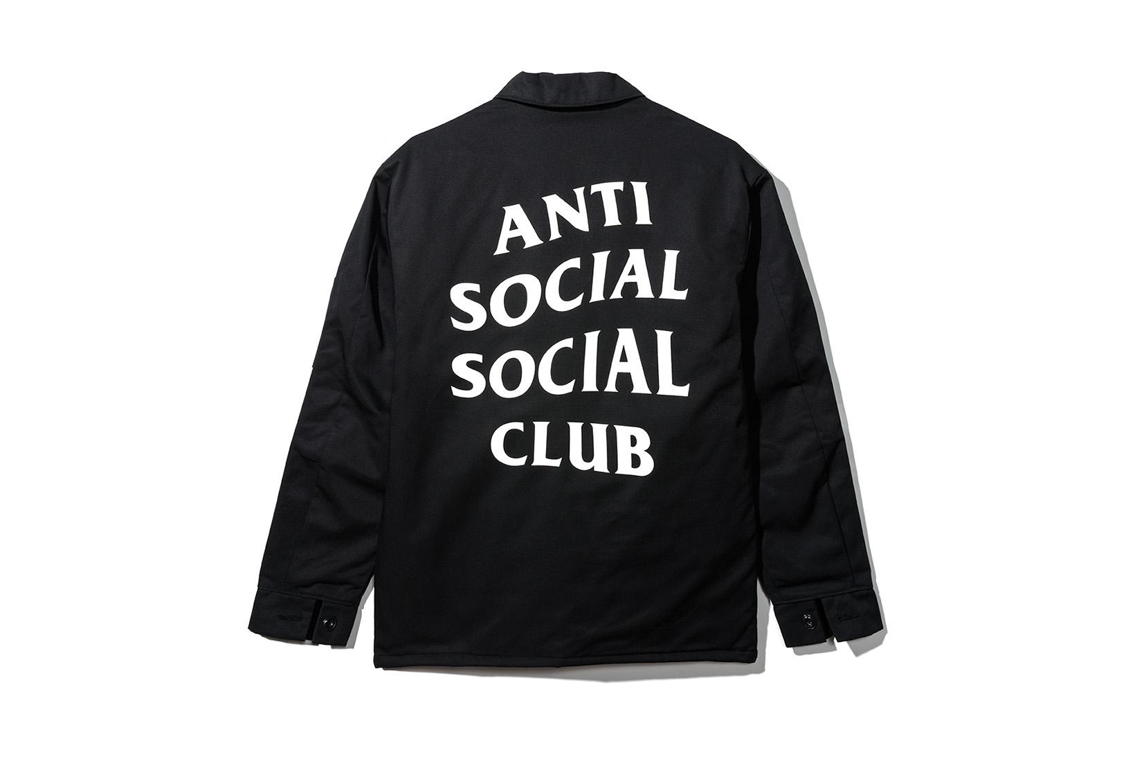 Anti Social Social Club 2017 Spring Summer - 3744320