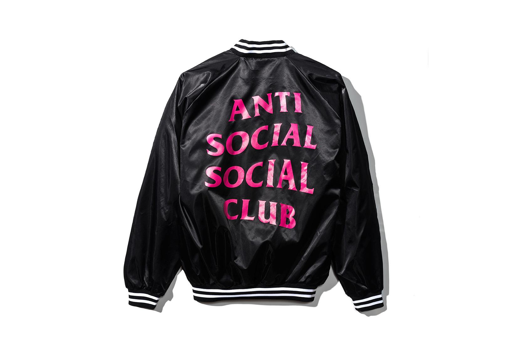 Anti Social Social Club 2017 Spring Summer - 3744321