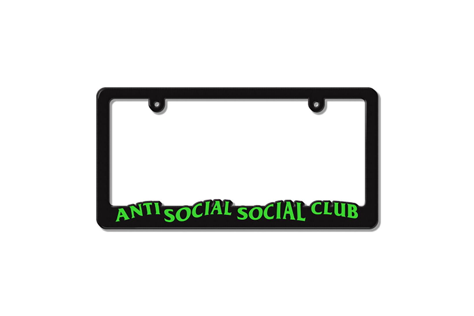 Anti Social Social Club 2017 Spring Summer - 3744370