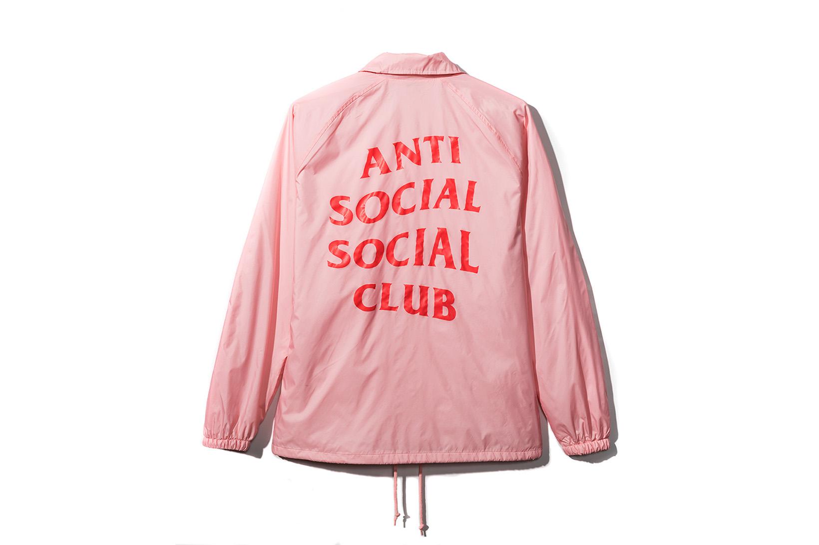 Anti Social Social Club 2017 Spring Summer - 3744322
