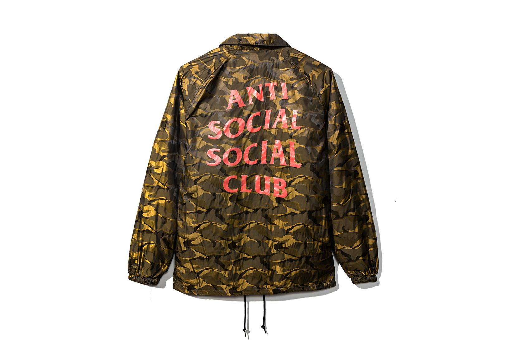 Anti Social Social Club 2017 Spring Summer - 3744323