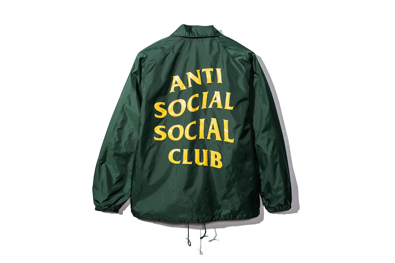 Anti Social Social Club 2017 Spring Summer - 3744324