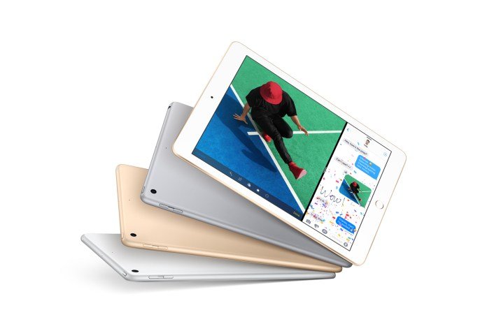 Apple's Brand New 9.7-Inch iPad Is Better, Brighter and More Affordable