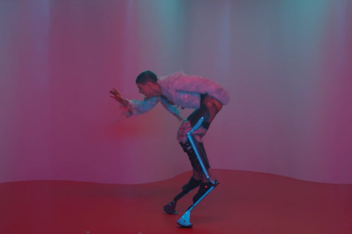 "Watch Arca's Mystifying New Video for ""Reverie"""