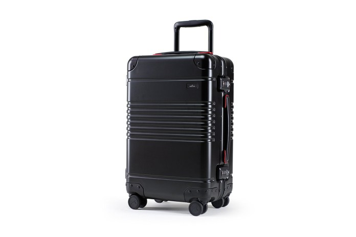 Arlo Skye Designs a Carry-On Suitcase for Audi
