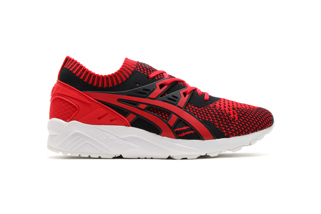 ASICS GEL Kayano Trainer Knit True Red Imperial Blue - 3746979