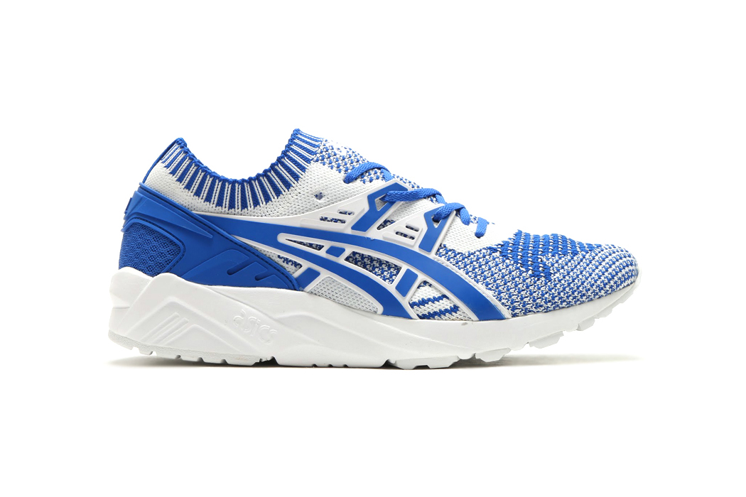 ASICS GEL Kayano Trainer Knit True Red Imperial Blue - 3746980