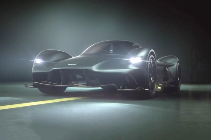 Aston Martin & Red Bull's Collaborative Hypercar Finally Has a Name