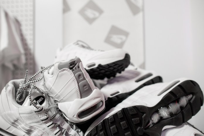 SNEEZE Magazine's Avi Gold Explains the Concept Behind His SNEAKEASY Air Max Installation
