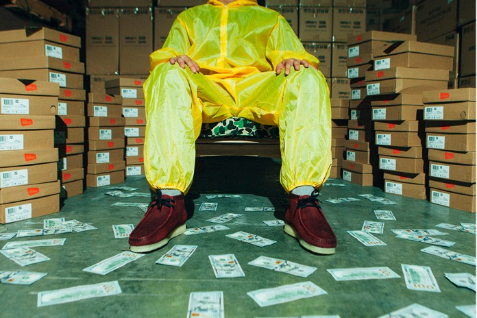 Dress Like Walter White With the BAIT x Breaking Bad x Clarks Wallabees