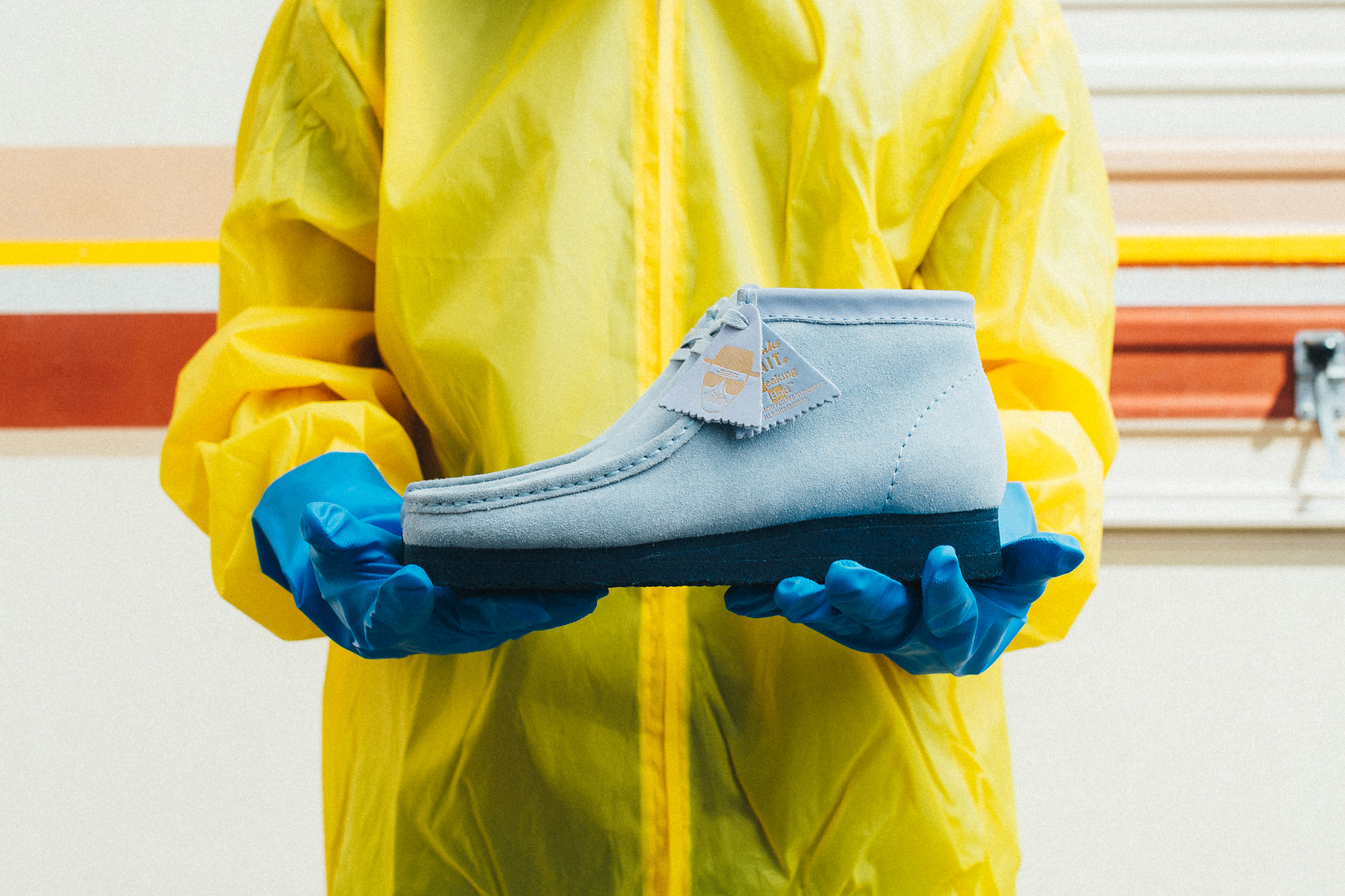 Image result for BAIT x Clarks Breaking bad