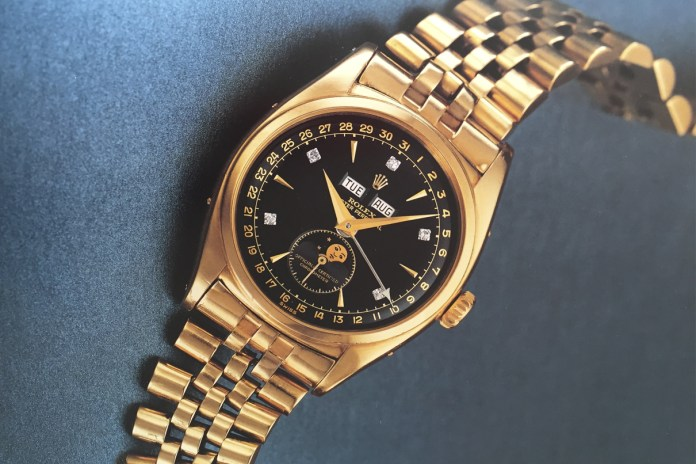 The Last Emperor of Vietnam's Rolex To Be Auctioned at Over $1.5 Million USD