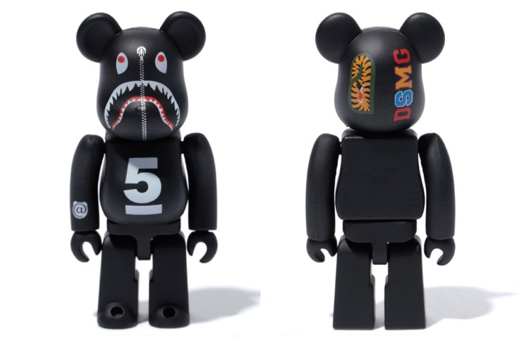 BAPE Celebrates Dover Street Market Ginza's 5th Anniversary With New Exclusive Items