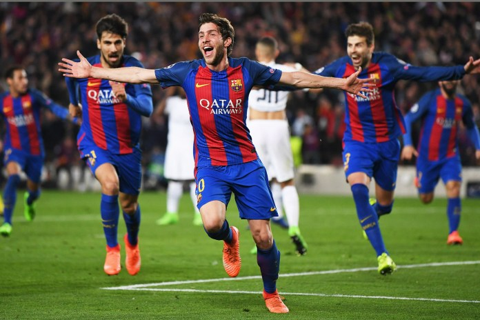 Barcelona Made Champions League History With Huge Comeback Win Over PSG