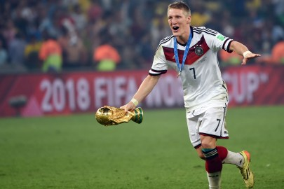German Great Bastian Schweinsteiger Is Headed to the MLS