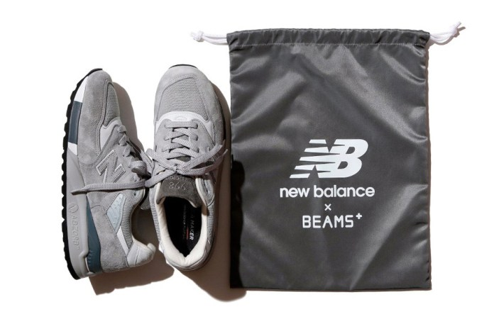 BEAMS Puts a Clean Spin on the New Balance 998