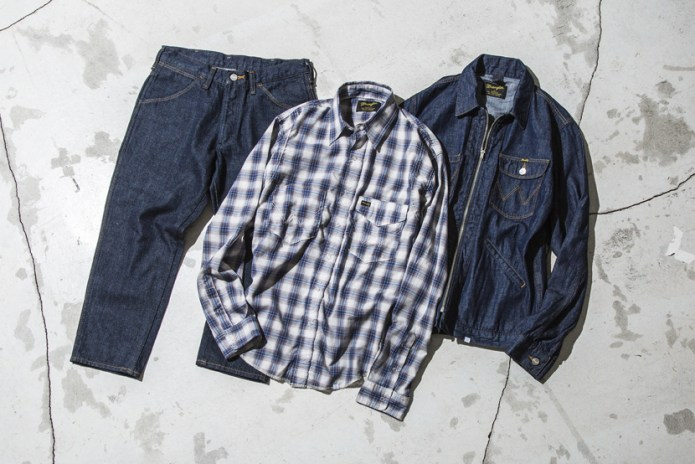 BEDWIN & THE HEARTBREAKERS Joins Wrangler for a Denim-Centric Capsule